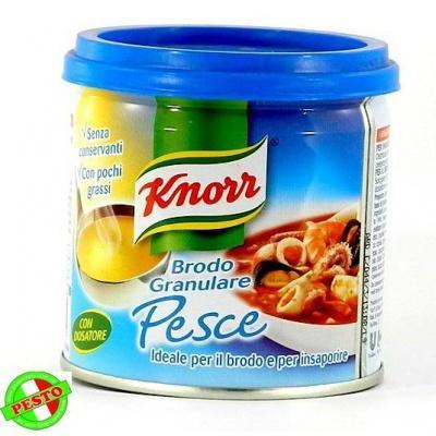 Приправа Knorr Brodo Granulare Pesce 150 г