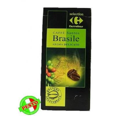 Мелена кава Brasile aroma delicato 250 г