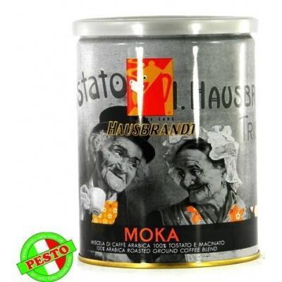Мелена кава Caffe tostato hausbrand Moka 100% arabica 250 г