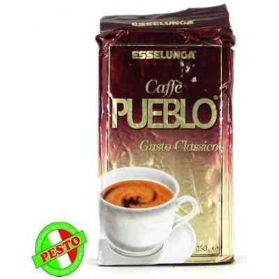 Мелена кава Caffe Pueblo Gusto Classico 250 г