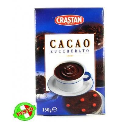 Какао Crastan Cacao zuccherato 150 г