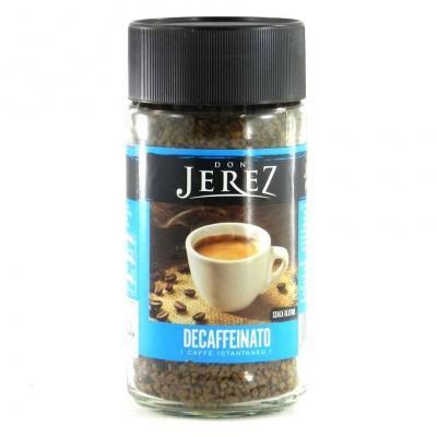 Розчинна кава Don Jerez Decaffeinato 100 г (без кофеїну)