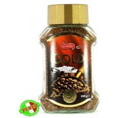 Grande Gold 100% arabica 200 г