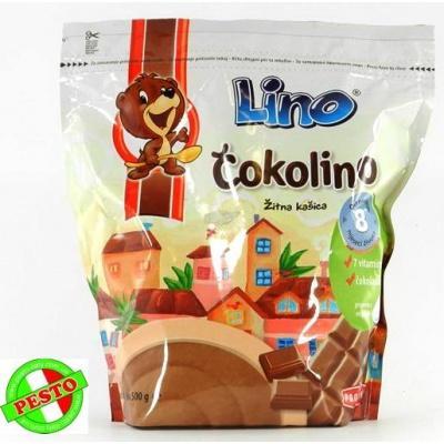 Каша Cokolino Lino житня з шоколадом 0.5 кг (від 8 місяців)