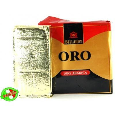 Мелена кава BELLAROM Oro 100% arabica 250 г