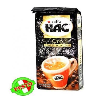 Мелена кава Hag Oro 100% arabica 250 г