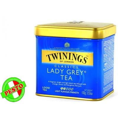 Розсипний TWININGS classics Lady Grey tea 100 г