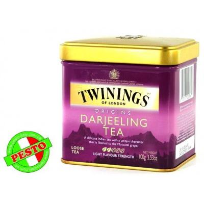 Розсипний TWININGS origins Darjeeling tea 100 г