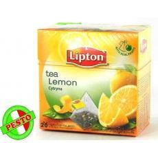 Lipton Lemon Cytryna 20 шт