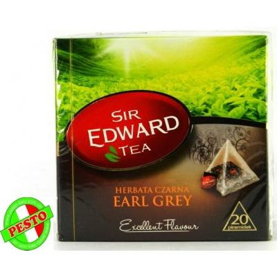 В пірамідках Sir Edward Tea Earl Grey 20 шт