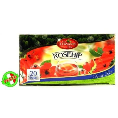 В пакетиках Sir Edward tea Rosehip 20 шт
