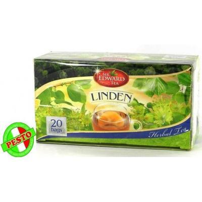 В пакетиках Sir Edward tea Linden 20 шт