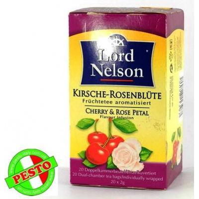 В пакетиках Lord Nelson Kirsche srosenblute 20 шт