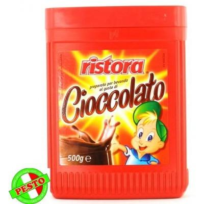 Шоколадний напій Ristora Cioccolato 0.5 кг