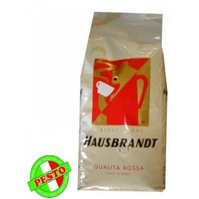Кава в зернах Hausbrandt Qualita Rossa 1 кг
