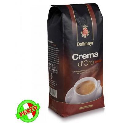 Кава в зернах Dallmayr crema d'oro intensa 1 кг