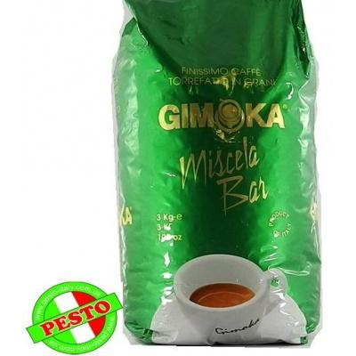 Кава в зернах Gimoka Miscela Bar 3 кг
