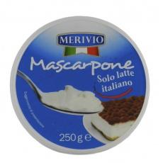 Сир Mascarpone 250г