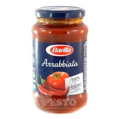 Соус Barilla Arrabbiata 380мл