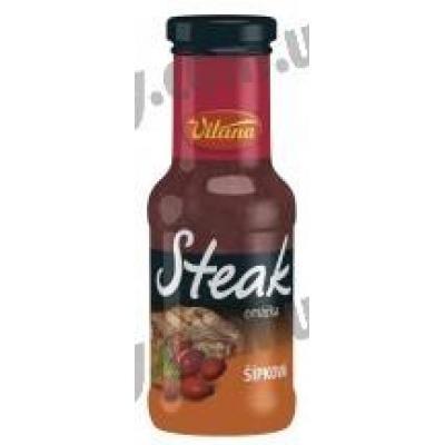 Соуси до макаронів Steak до мяса 250 мл