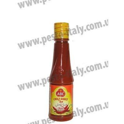 Соуси до макаронів ABC chili sauce extra hot 135 мл