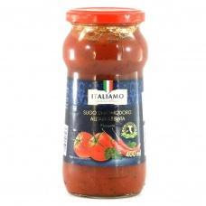 Italiamo томатний з гострим перцем 400 мл
