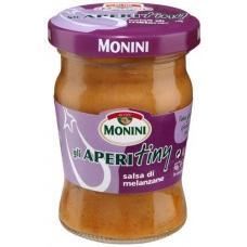 Monini gli aperi tiny salsa di melanzane 90 г