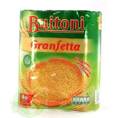Грінки Buitoni Granfetta 40 шт 300 г