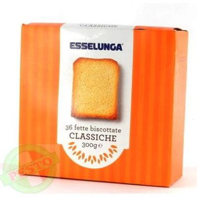 Грінки Esselunga 36 шт 300 г