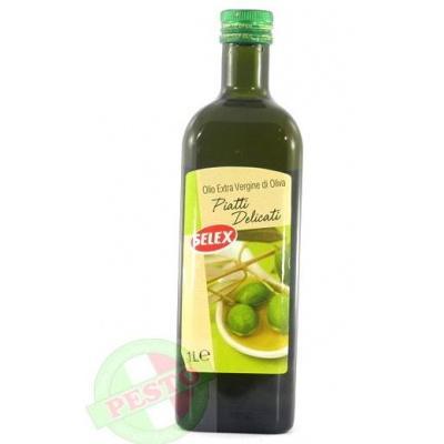 Оливкова Selex Piatti Delicati olio extravergine di oliva 1 л