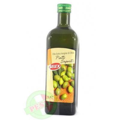 Оливкова Selex Piatti Saporiti olio extravergine di oliva 1 л