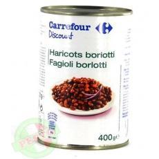 Carrefour Haricots borlotti 400 г