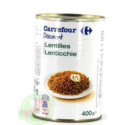 Чечевиця Lentichie 400 г