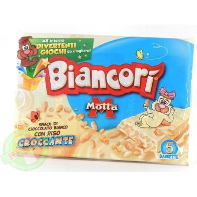 Шоколад Biancori Motta з кукурудзою 110 г