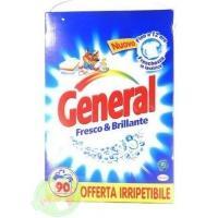 Порошок General fresco brillante 90 прань 6,3кг
