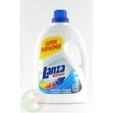 Порошок пральний Lanza tres pulito e igiene su bianchi e colorati 28 прань 1,875..