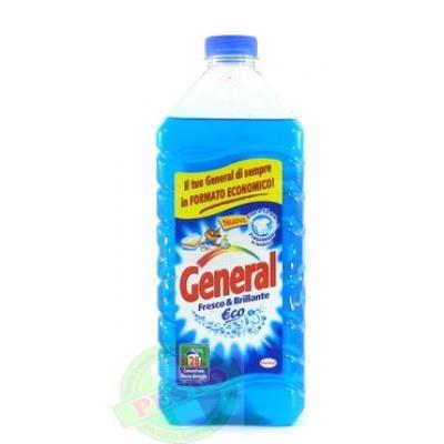 Порошок пральний General Eco Fresco Brillante 28 прань 1,848л