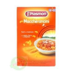 Plasmon Maccheroncini від 10 місяців 340 г
