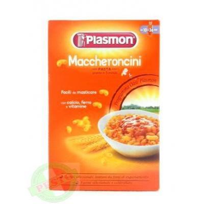 Дитячі Plasmon Maccheroncini від 10 місяців 340 г