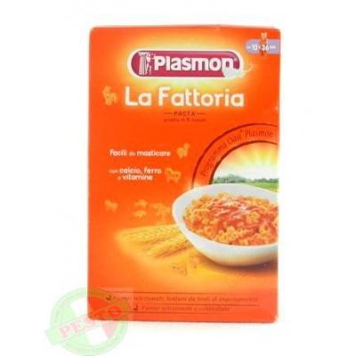Дитячі Plasmon La Fattoria від 10 місяців 340 г