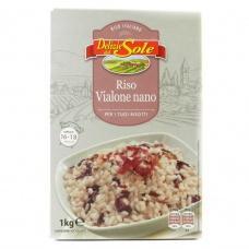 Рис Riso Semifino Vialone Nano 1 кг