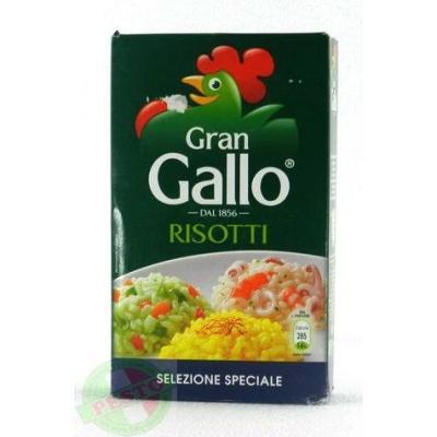 Рис Risotti Gran Gallo selezione speciale 1 кг