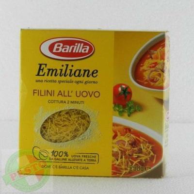 Яєчні Barilla Emiliane Filini all Uovo 250 г