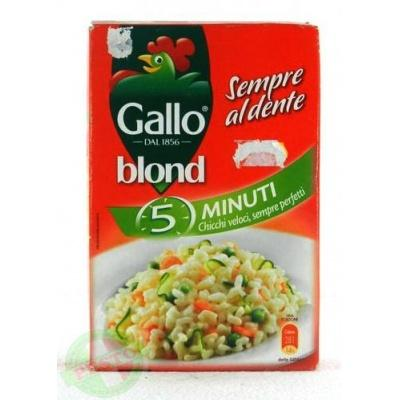 Рис Gallo blond Sempre al dente 0.5 кг