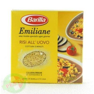 Яєчні Barila Emiliane Risi all Uovo 250 г