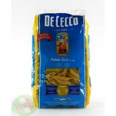 Класичні De Cecco Penne lisce n.40 0.5 кг