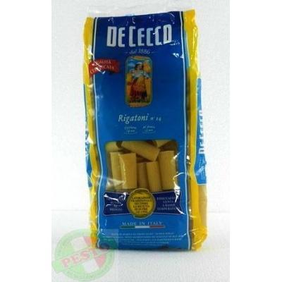 Класичні De Cecco Rigatoni n.24 0.5 кг