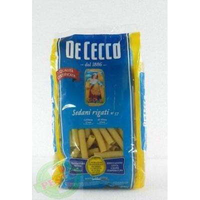 Класичні De Cecco Sedani Rigati n.57 0.5 кг