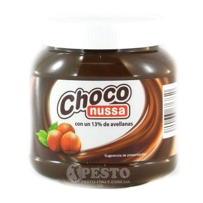 Шоколадна паста Choco Nussa горіхова 0.75 кг