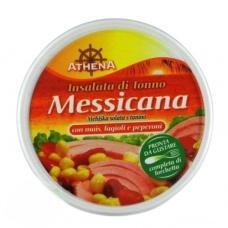 Салат з тунцем Athena Messicana 230гр
